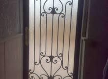 أبواب حديد للمنزل وأبواب  ابواب ليزر