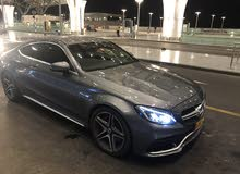 1 - 9,999 km Mercedes Benz C63 AMG 2017 for sale