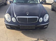 Mercedes Benz E 240 made in 2004 for sale