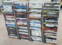 plsystation 3 cd's