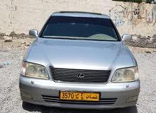 Automatic Lexus 1998 for sale - Used - Al Masn'a city