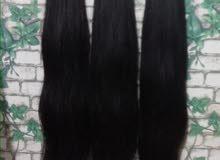 اكستنشن شعر طبيعي 100٪ مكفول ليس هندي
