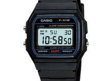 ساعة كاسيو  F91W رجالي