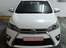Toyota Yaris For Monthly Rental