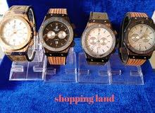 ساعة يد شبابية ورجالية من ماركة هيبلوت