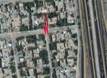 قطعة ارض للبيع بغداد - حي الخضراء خلف الاحبار 150 متر