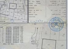 Perfect Location Land for Sale in Al Ghubra North