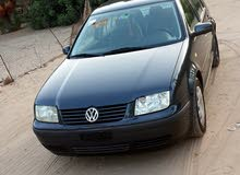 For sale Volkswagen Bora car in Tripoli