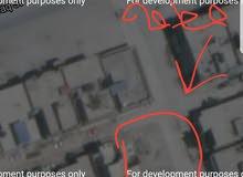 قطعة ارض في شبنة الثروة علي شارعين خلف صيدلية الدعاء في شارع الزيت ثاني