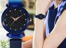 ساعة زرقاء