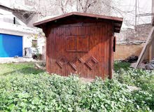 كشك خشب طبيعي بسعر مممممتاز