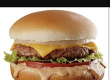 مطلوب معلم او مبتدئ  لمطعم برغر و البطاط وراتب مغري