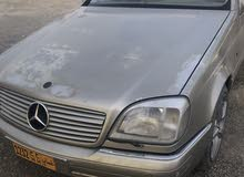 Gasoline Fuel/Power   Mercedes Benz CL 500 1999