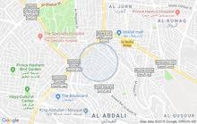 شقة بحالة ممتازة بجبل الحسين للايجار