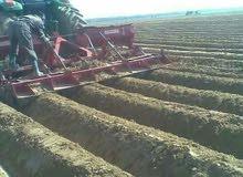 فرصة للجادين قطعه ارض 100فدان ملك مسجل ( عقد اخضر) وبطاقة حيازة زراعية  الارض بج