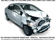 We Buy All Kind Of Non Working & Scrap Cars For Cash 0505350770