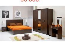 غرف نوم فاخر نوع الخشب MDF