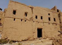 منزل من الطين