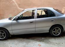 Automatic Grey Hyundai 1996 for sale