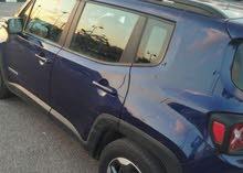 سيارة جيب رينيجيد 2017 صيانة توكيل الفئه الأولي حالة ممتازة ماشية 50000 ك