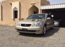 km Lexus GS 2004 for sale