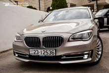 2013 BMW 740 for sale in Amman