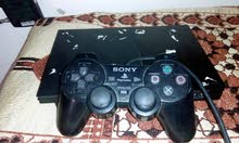 Playstation 2 video game console up for sale. For hardcore gamers