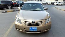 Toyota camry 2007 Full Option sunroof Leather seat electric cruise control .