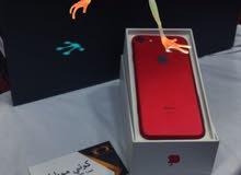بحاله  الجديد مع جمع اغراضه الاصليه سممارت باي iPhone 7 (128)u شاهد الصور