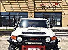 تويوتا اف جي 2012 Toyota FJ