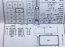 العيجه2/2 مساحة 871 متر