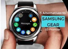 مطلوب samsung active  او Samsung gear s3