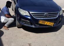 Volkswagen passat cc 2010 1.8