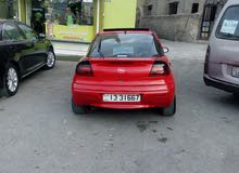 Automatic Red Opel 1997 for sale