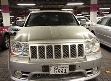 +200,000 km Jeep Grand Cherokee 2009 for sale