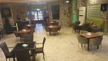 مطعم وكافيه للبيع او للضمان في الجاردنز