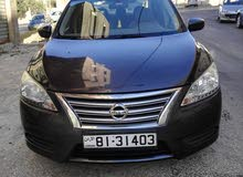 For sale Nissan Sentra car in Amman