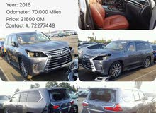 Lexus LX570 2016 very nice Car