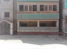 شقه للبيع بميت سودان بجانب طنطا