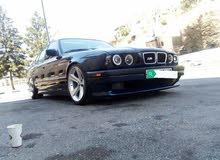 BMW 520 1992 For sale - Blue color