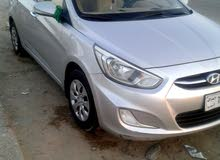 Hyundai Accent 2016 For sale - Silver color