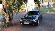 New condition BMW 735 2003 with 90,000 - 99,999 km mileage