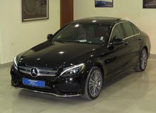 Mercedes Benz C350e car for sale 2018 in Amman city