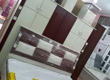 غرف نوم وطني جديده  مع التركيب والتوصيل