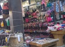 محل تجاري للبيع في سوق نموذجي حومة حداد