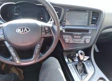 1 - 9,999 km Kia Optima 2013 for sale