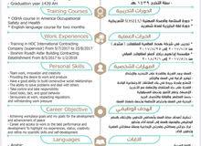 مطلوب وظيفة مراقب مدني او فني امن وسلامة في مدينة جدة