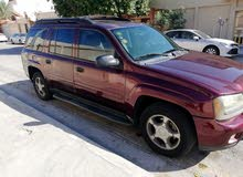 Chevrolet TrailBlazer 2006 For sale - Maroon color