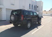 Hummer H-3 2009 (Black)