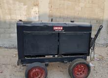 ماكينة لحام لينكولن عالشرط للبيع
